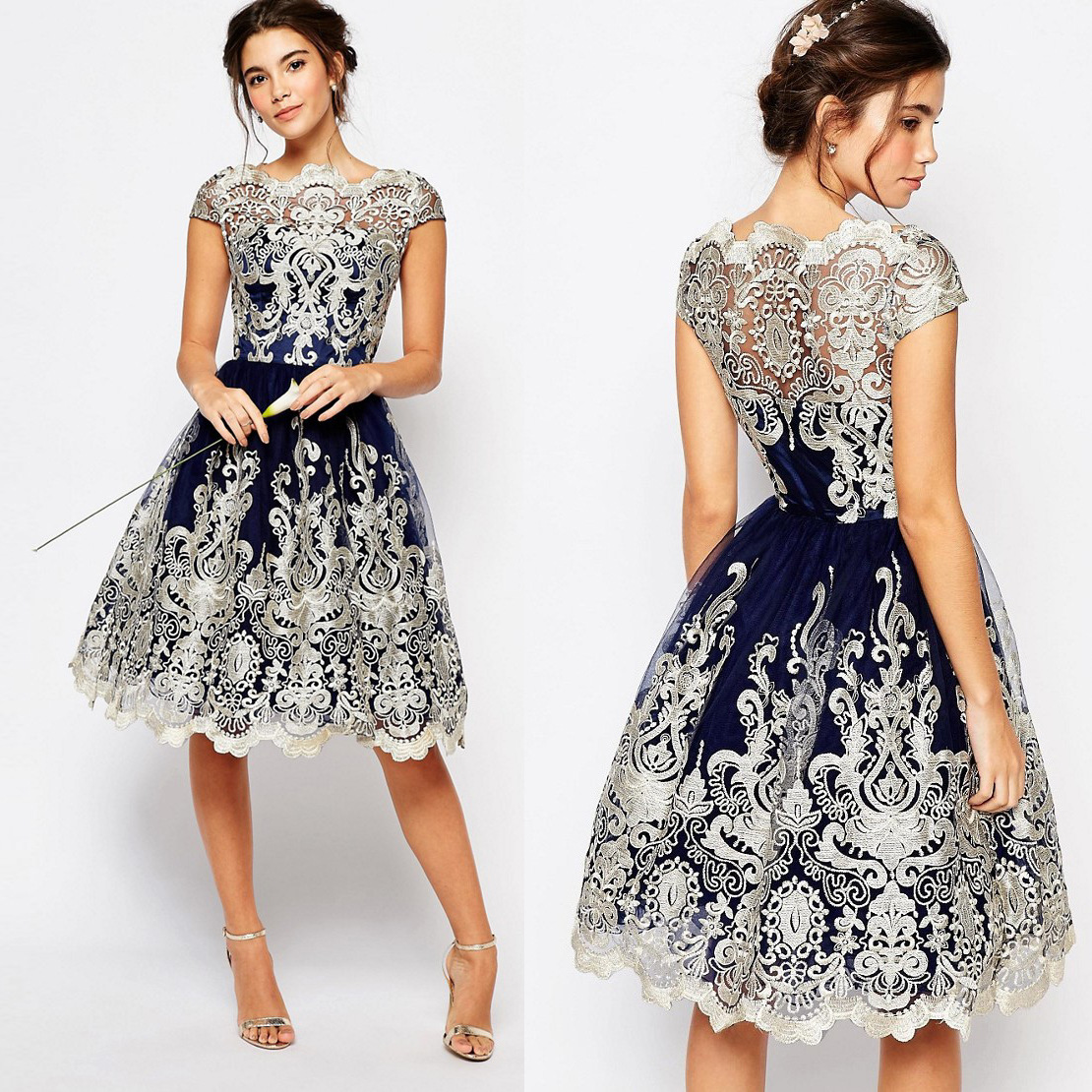 American Fashion Dresses